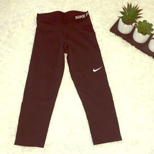 Nike Pro Crop Legging Tights